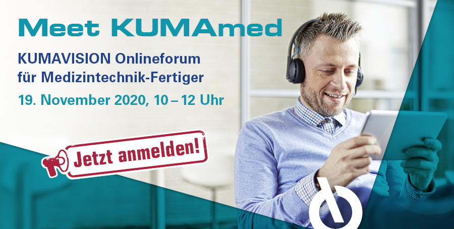 ERP aktuell: Meet KUMAmed